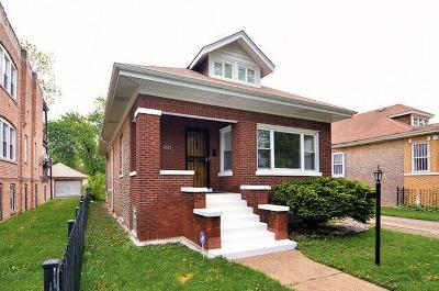 Chicago Single Family Home New: 8533 South Bishop Street