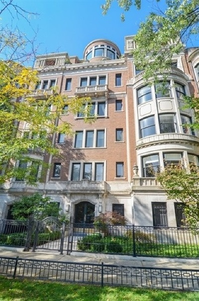Chicago Condo/Townhouse For Sale: 2344 North Lincoln Park West #4