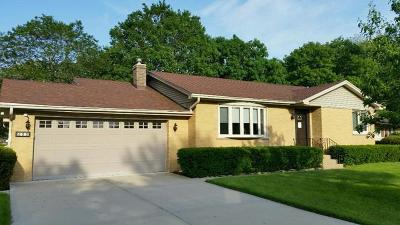 Frankfort IL Single Family Home New: $289,900