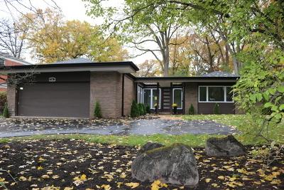 Highland Park Single Family Home New: 296 Ridge Road