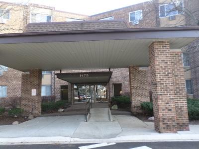 Hoffman Estates Condo/Townhouse New: 1475 Rebecca Drive #416