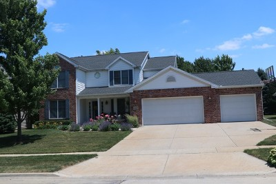 Bloomington IL Single Family Home New: $270,000