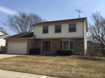 Buffalo Grove Single Family Home New: 1115 Larraway Drive