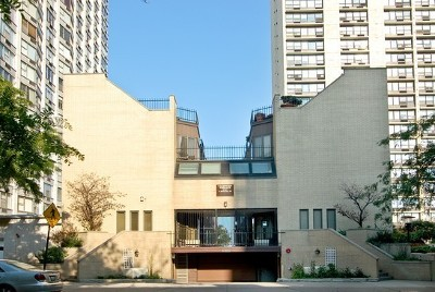Chicago Condo/Townhouse New: 5747 North Sheridan Road #A