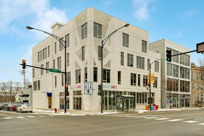 Chicago Condo/Townhouse New: 756 North Leavitt Street #2NE
