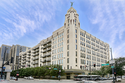 Chicago Condo/Townhouse New: 758 North Larrabee Street #826