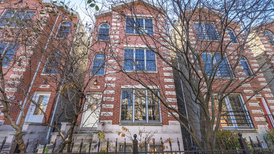 Condo/Townhouse New: 1449 West Walton Street #2