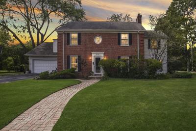 Glencoe Single Family Home For Sale: 672 Country Lane