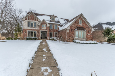 St. Charles Single Family Home For Sale: 40w897 Fox Creek Drive