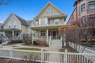 Oak Park Condo/Townhouse New: 217 North Grove Avenue #A