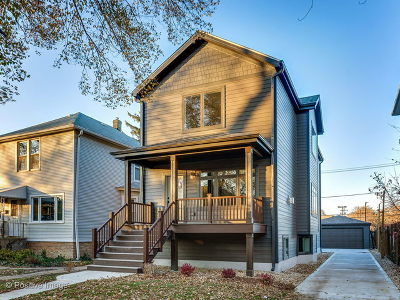 Single Family Home New: 3904 West Dakin Street
