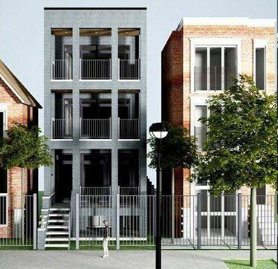 Chicago Condo/Townhouse New: 1420 West Chestnut Street #1
