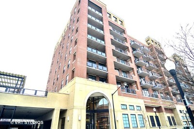 Chicago Condo/Townhouse New: 833 West 15th Place #907