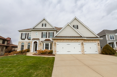Batavia Single Family Home New: 639 Ritter Drive