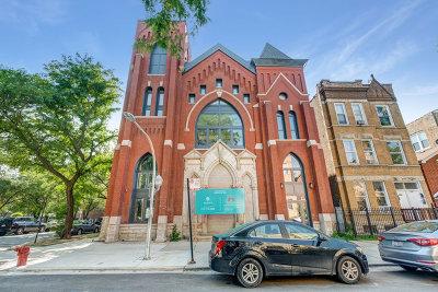 Chicago Condo/Townhouse New: 1300 North Artesian Avenue #E