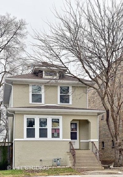 Forest Park Single Family Home New: 1017 Harlem Avenue