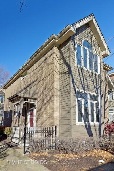 Chicago Condo/Townhouse New: 1248 West Fletcher Street #A