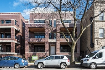 Chicago Condo/Townhouse New: 2509 North Southport Avenue #1N
