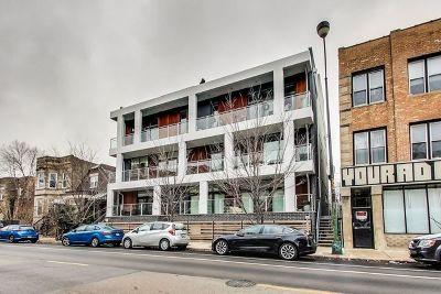 Chicago Condo/Townhouse New: 1046 North Damen Avenue #2S
