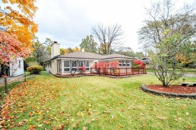 Flossmoor Single Family Home New: 2215 Collett Lane