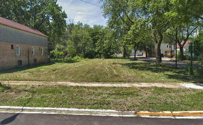Chicago Residential Lots & Land New: 5302 South Morgan Street