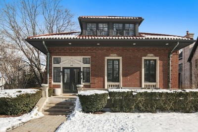 Hinsdale Single Family Home Contingent: 211 North Garfield Street