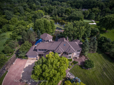 Kane County Single Family Home New: 6n235 Surrey Road