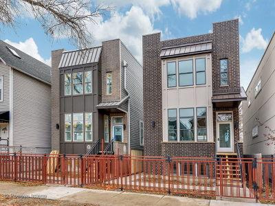 Chicago Single Family Home New: 2060 North Bingham Street