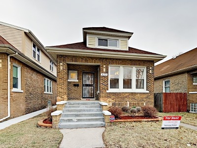 Chicago Single Family Home New: 452 East 88th Place