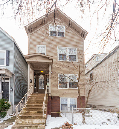 Multi Family Home For Sale: 1541 West Barry Avenue