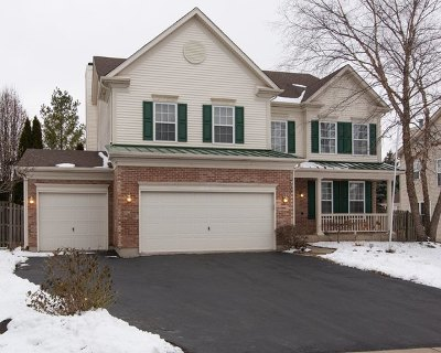 Algonquin Single Family Home New: 730 Majestic Drive