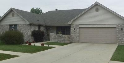 Bourbonnais Single Family Home New: 760 Revere Street