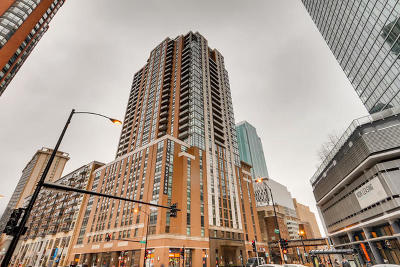 Cook County Condo/Townhouse New: 8 East 9th Street #705