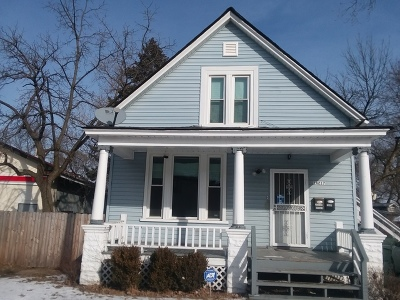 Cook County Multi Family Home New: 14217 Lincoln Avenue