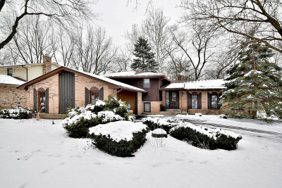 Downers Grove IL Single Family Home New: $348,500
