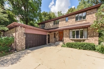 Cook County Single Family Home New: 3420 Richnee Lane