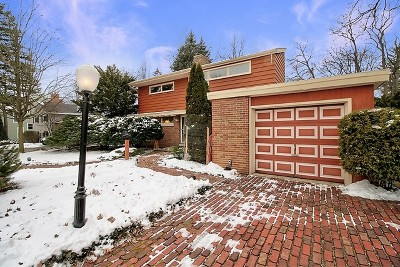 Glen Ellyn Single Family Home New: 784 Highland Avenue