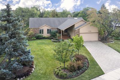 Deerfield Single Family Home New: 1735 Lake Eleanor Drive