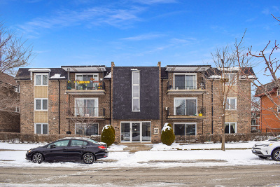 Oak Lawn Condo/Townhouse New: 10831 South Keating Avenue #3SW