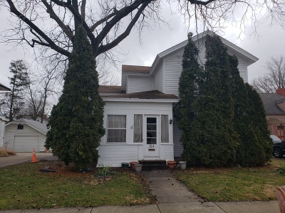 Aurora Single Family Home New: 314 Grant Place