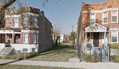 Chicago Residential Lots & Land New: 4818 West Gladys Street