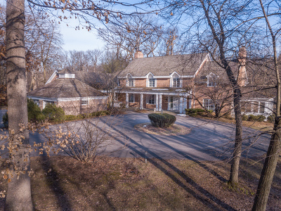 Kane County Single Family Home New: 33w630 Army Trail Road