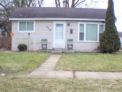 Kankakee Single Family Home For Sale: 775 South Gordon Avenue