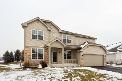 Kane County Single Family Home New: 1219 Clearwater Drive