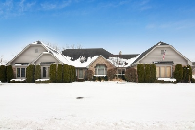 Prospect Heights Single Family Home New: 413 Walden Lane