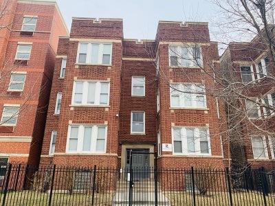 Chicago Multi Family Home New: 6161 South Michigan Avenue