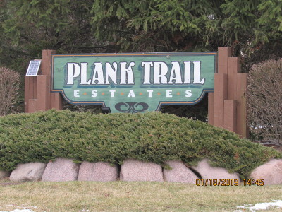 Frankfort Residential Lots & Land Price Change: 21422 Plank Trail Drive