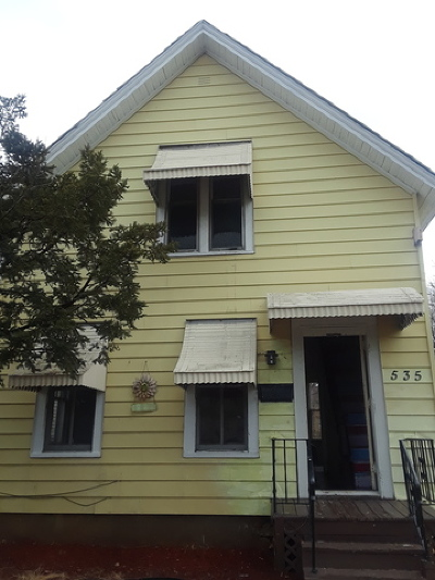 Kane County Single Family Home New: 535 Grace Street