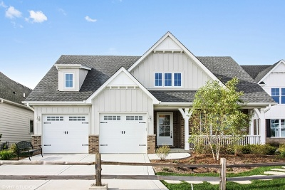Burr Ridge IL Single Family Home New: $793,361
