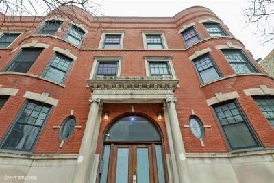 Chicago Condo/Townhouse New: 535 West Belmont Avenue #3